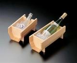 Plain Wood Cooler Cool Plain Wood Wine Cooler Kitchen Japanese Sake Cup