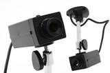 防犯カメラダミー500