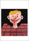■ポスター■ サヴィニャック 「Chocolat Tobler 1951年」