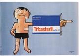 ■ポスター■ サヴィニャック 「Tricosterilの絆創膏」