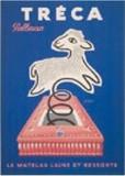 ■ポスター■ サヴィニャック 「Treca(羊毛マットレス) 1952年頃」