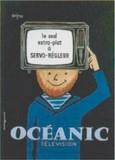 ■ポスター■ サヴィニャック 「OCEANIC テレビ 1959年」