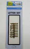 【オリジナル時計を製作】文字符 BF201〜204