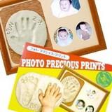 フォトプリシャスプリント / 手形と写真で残せるメモリアル