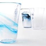 【月夜野工房】大ヒット商品〜我が家の一杯 グラス 大〜