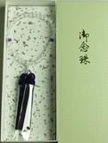 *レディース用*クリスタル念珠(ねんじゅ)紫房【日本製】