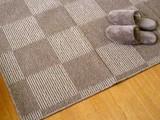 8帖、10帖も有ります。手洗いのできる折り畳みカーペット 「フィオーレ」