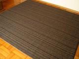 遊び毛、毛玉の出ないダイニングカーペット 「シャトー」 【日本製】