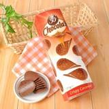【神戸倉庫】チョコチップス 36枚入(キャラメル)