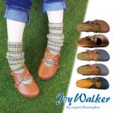 【joy walker】2016-17A/W -クロスベルトスリッポン-【秋冬新作】【1点販売有り】