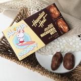 ◇バレンタイン◇【 Hawaiian Host】スヌーピー マカデミアナッツチョコレート