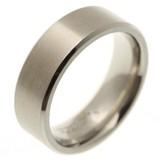 ≪ステンレス リング≫存在感アリ!幅広リング♪サビ・傷・変色に強い!ステンレス製 指輪