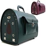 豊岡の鞄職人が真面目に作ったドッグキャリー 鞄の聖地兵庫県豊岡市から 日本製