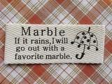 【副資材】オリジナル布製タグ綾織*横長*マーブル傘*2枚入*ハンドメイド作品や小物のポイントに*