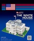 3D立体パズル ホワイトハウス