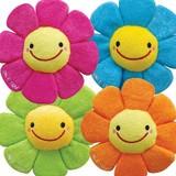 ポップカラーの可愛い花のおもちゃ【カラフルフラワー】