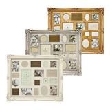 Antique Style Photo Frame Window Resin