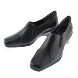 【最終SALE】幅広タウンシューズ シルエットが綺麗で履きやすい!<5カラー展開>