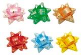 贈り物に最適な ★超特価★ フラワーリボン(小) 6色アソートセット