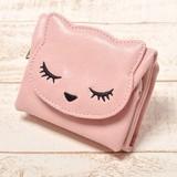 【おすましプーちゃん】プーちゃん折財布