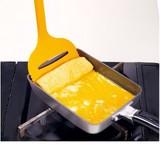 【卵焼き器にピッタリサイズ】くずさず返せるワイドターナー