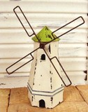 Interior Gardening Windmill Natural Miscellaneous goods Antique Miscellaneous goods