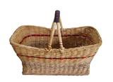 Alarog Flower Basket Natural Antique Miscellaneous goods