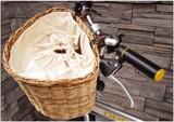 【アラログ】自転車かご [*ナチュラル・アンティーク雑貨*]