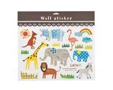 ウォールステッカー (S) キッズサフファリ (インテリアシール/壁紙/模様替え)☆Wall Sticker☆