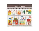 ウォールステッカー (S) キッズタウン (インテリアシール/壁紙/模様替え)☆Wall Sticker☆