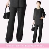 *夏物*ブラックフォーマルパンツ婦人礼服・喪服:SR-1610