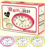 【電気用品】目覚まし時計 スウィート