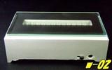 【LED12灯台座】(デラックスワイドタイプ)フィギュア・ガラス工芸品・食器・グラス