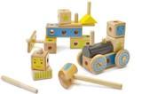 あそび広がるつみき 大工さんセット【おもちゃ/キッチン/子供/玩具/知育】