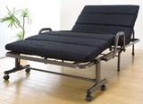 【直送可】モコモコリクライニング折りたたみベッド