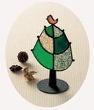 Burietto【ブリエット】 Stained glass ステンドグラス スタンドタイプ ツリー