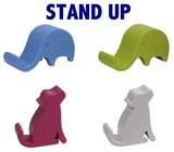 動物の形のマルチスタンド 【STAND UP】スタンドアップ ☆  スマートフォン 実用アニマル雑貨 モバイル