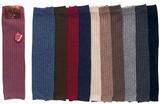 【秋冬】贅沢な天然素材の暖かさ ウール100% カシミヤ&ラム ひざ下丈レッグウォーマー