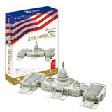 3D立体パズル アメリカ合衆国議会議事堂
