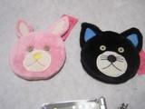 特価★猫とウサギのミニカイロカバー
