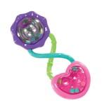 【仕様変更】ベビーおもちゃ ラトル プリティ イン ピンク バーベル・ラトル(ピンク)