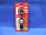 USBリールケーブル FOMA充電【電気用品】【携帯電話用品】
