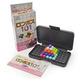 大ヒット商品!!ロンポス101 ピラミッドパズル 知育玩具 ゲーム おもちゃ