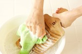 【頑固な汚れ落としに】ミニ&ミニミニ洗濯板