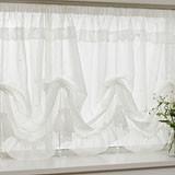 【出窓用カーテン】幅と丈が調節でき、つっぱり棒でも取り付けられる人気商品 ショコラ