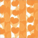 ギフト包装紙 アムールオレンジ