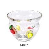 【特価品】◆手吹きガラス ◇フルーツカップ
