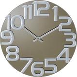 アメリカ・ミッドセンチュリー時代の名作【GrorgeNelson/ジョージネルソン】ミラークロック 掛け時計