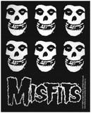 ステッカーNo,1149 MISFITS-3輸入アメリカン雑貨 ミュージシャン