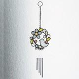 Burietto Stained glass ブリエット ステンドグラス ウィンドウチャイム バードリース